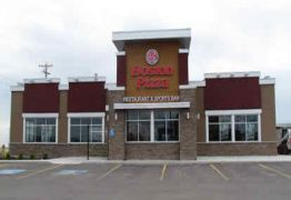 Boston Pizza in Pincher Creek
